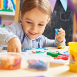 развитие ребенка 3-4 года