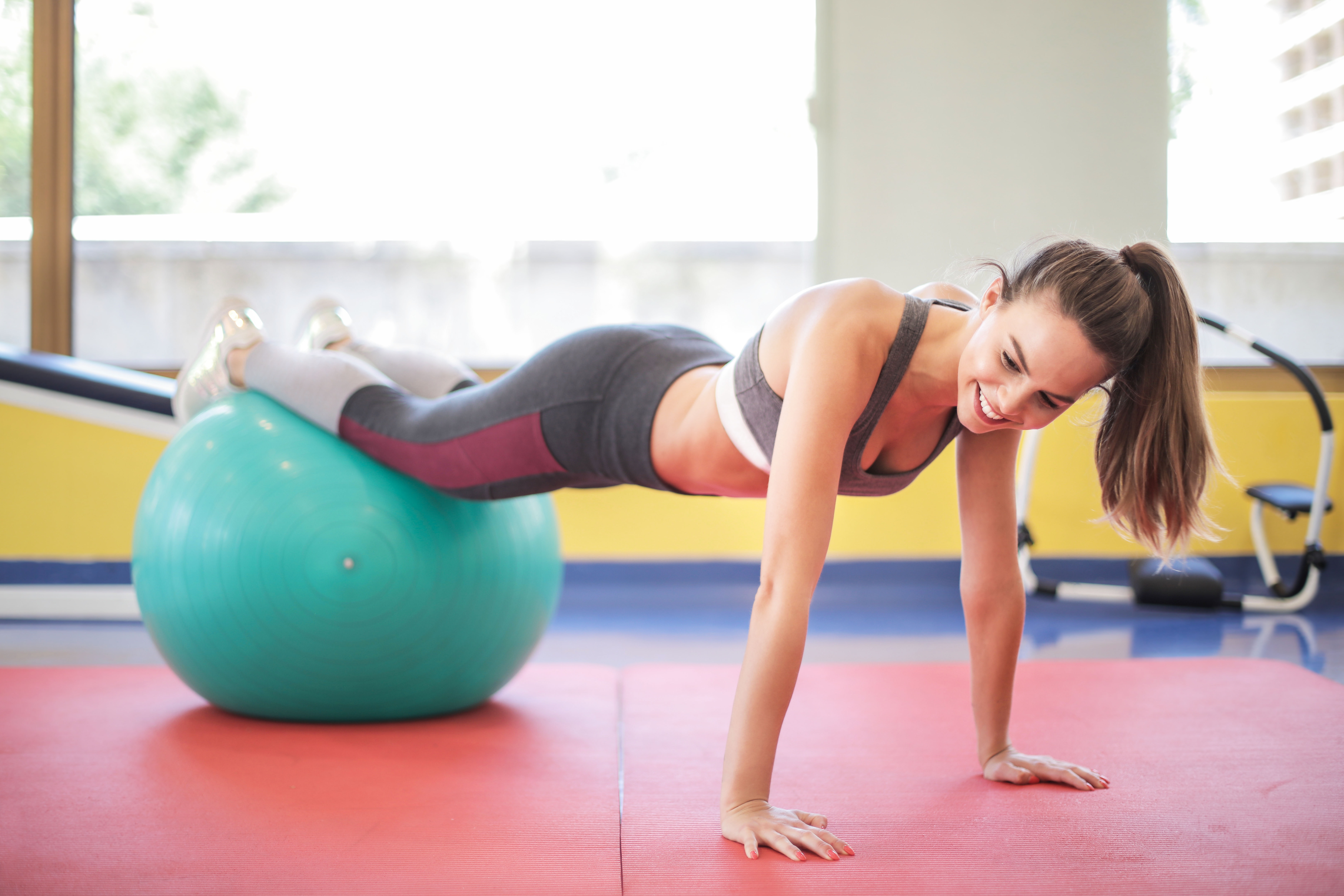 Fitball Фитнес