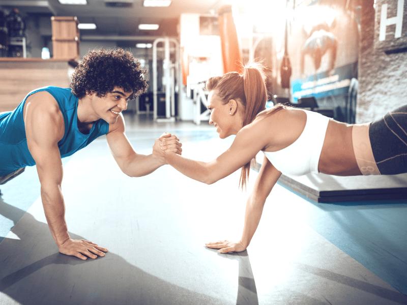 жиросжигающая тренировка