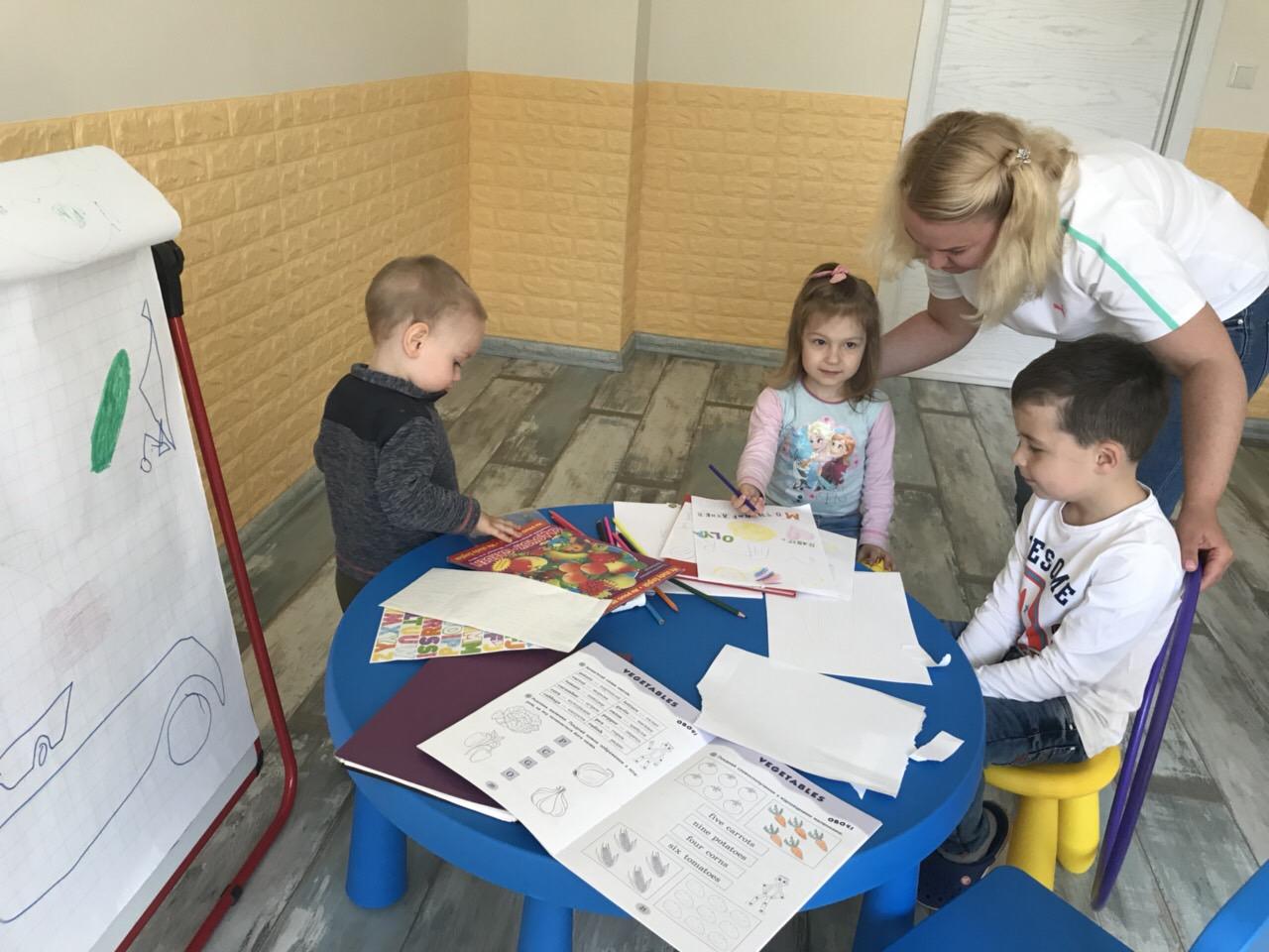 Студии для детей